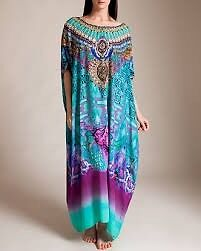 Camilla Tides Of Aurora Round neck long kaftan Brand New with tag Connells Point Kogarah Area Preview