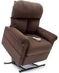Golden Lift-chair with heat and massage