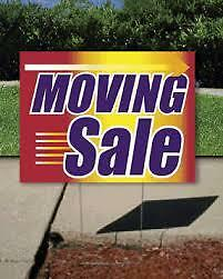 **ON-LINE** Moving Sale, ALL LISTED Items, View ALL