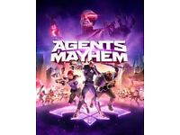 £35.20 - Agents Of Mayhem (PS4/Xbox One)