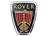 Rover 75 WANTED private buyer