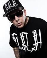 2 Tickets to see MadChild in London