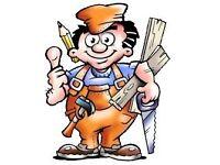 General Handyman - Painting, Gardening, Flat packs, Basic plumbing and Electrical work, Cleaning
