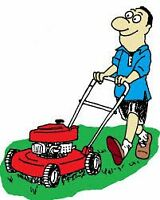 Yardworks Self-Propelled Lawn Mower. Just Serviced. Ready to Mow