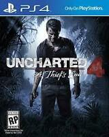 UNCHARTED 4 GAME PRE ORDER (Will have it release day)