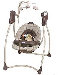 Graco loving hug swing - EXCELLENT CONDITION