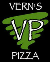 VERN'S PIZZA IS NOW HIRING