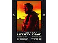PARTYNEXTDOOR x4 PLUS GUESTS!! GREAT STANDING TICKETS! WED 7th FEB 2018 O2 ACADEMY, BRIXTON, LONDON