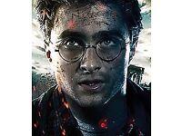 Harry Potter World London Tour Tickets x2