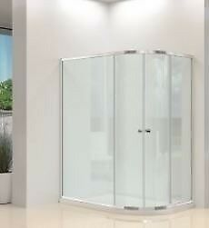 Quadrant shower doors from as low as £99