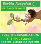 Barbie Recycled (-: