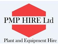 Mini Digger and Landscaping Equipment Hire