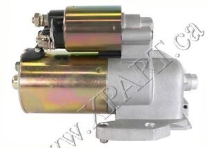 New FORD Starter for FORD TAURUS 1996-1999 | MERCURY SABLE 1996-