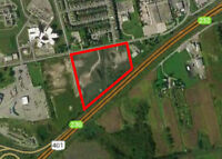 Rare 7.5 Acre Industrial/Commercial Site
