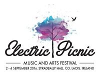 ELECTRIC PICNIC WEEKEND CAMPING TICKET FOR SALE