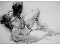 Life Drawing Art Classes covering all areas of Surrey