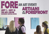 FORE - An art event!