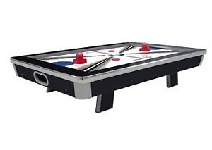 large electric Air Hockey game for tabletop