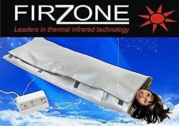 Infrared Sauna Blanket Firzone - Ideal For Detoxing, Relaxing And Weight Loss.