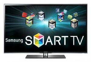 Smart LED TV 55-inch Samsung 1080p 240hz