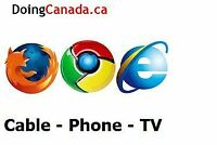 Cable/Fibre Optic Internet - DoingCanada.ca