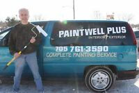 Paintwell Plus - Painter, Drywall, Peterborough & The Kawartha's