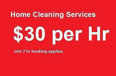 Home Cleaning $30 per Hour Sydney City Inner Sydney Preview
