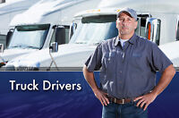 TRUCK DRIVERS WANTED