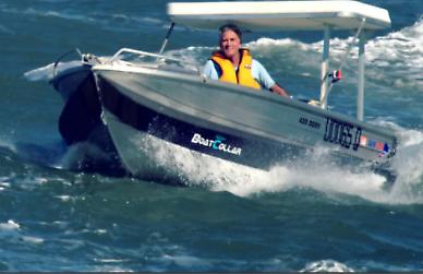 SPRAY DEFLECTOR COLLAR 3.8m - 4.2m boat