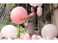 Super size white balloons - ideal for wedding