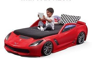 """Step 2® Corvette Convertible Twin/Toddler Bed - WAREHOUSE SALE!"""""""