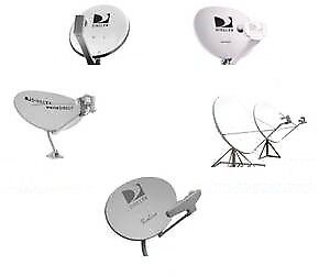 Satellite DTV Dish Bell FTA ★Aiming Installation Service Support