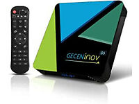 QBOX SKY BOX PLUS ANDROID MAG SKYBOX HD T95 MAX