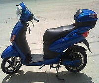 Brand New Raven Electric Scooter Ebike 500W 48V20AH more