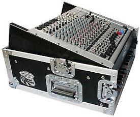 2u mixer fight case