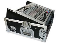 2u mixer fight case
