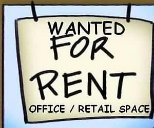 Wanted: Small Work Space/Retail Show Room