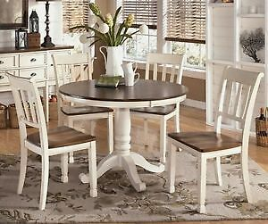 Wanted: Round table with chairs