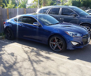 2016 Hyundai Genesis Coupe First payment i will cover