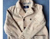 Authentic BURBERRY Women's Jacket Coat, UK 12, Excellent Condition