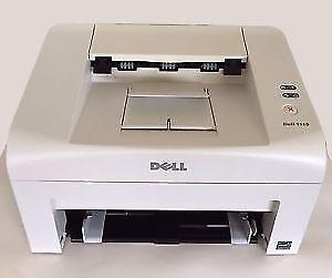 Dell Laser Printer - Model 1110