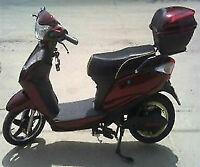 Brand New Lepord Ebike Scooter 500W Motor 48V 20AH Battery more