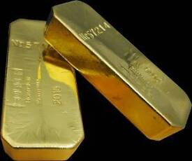 Gold for sale with BRINKS vault & monthy saving plan
