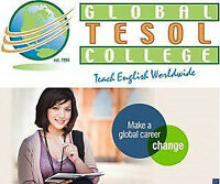 Global TESOL- Teach English Online Overseas! Limited Time Offer!