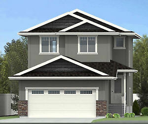 BRAND NEW 3 Bedroom, Triple Garage, ONLY $426,583 w/ $1000 Down Regina Regina Area image 1