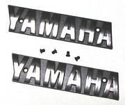Yamaha Tank Emblem