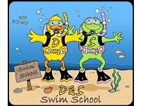 Level 1 / Level 2 Swimming Teacher
