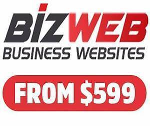 Business Websites  - Web Design + Logo Design from $599 Perth East Perth Perth City Area Preview