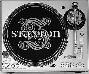 Table DJ Stanton STR8-100 Direct Drive