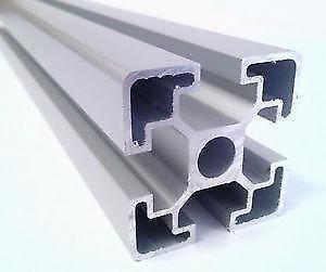 aluminium profile g nstig online kaufen bei ebay. Black Bedroom Furniture Sets. Home Design Ideas